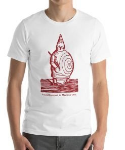 Ubu Roi Bella+Canvas 3001 Unisex T-Shirt Front Mens White