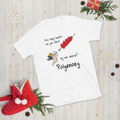 Polyamory T-shirt by Gamiani.com